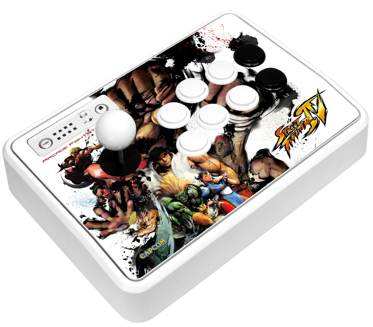 Trmk Features Preview Madcatz Fightsticks And New Pads