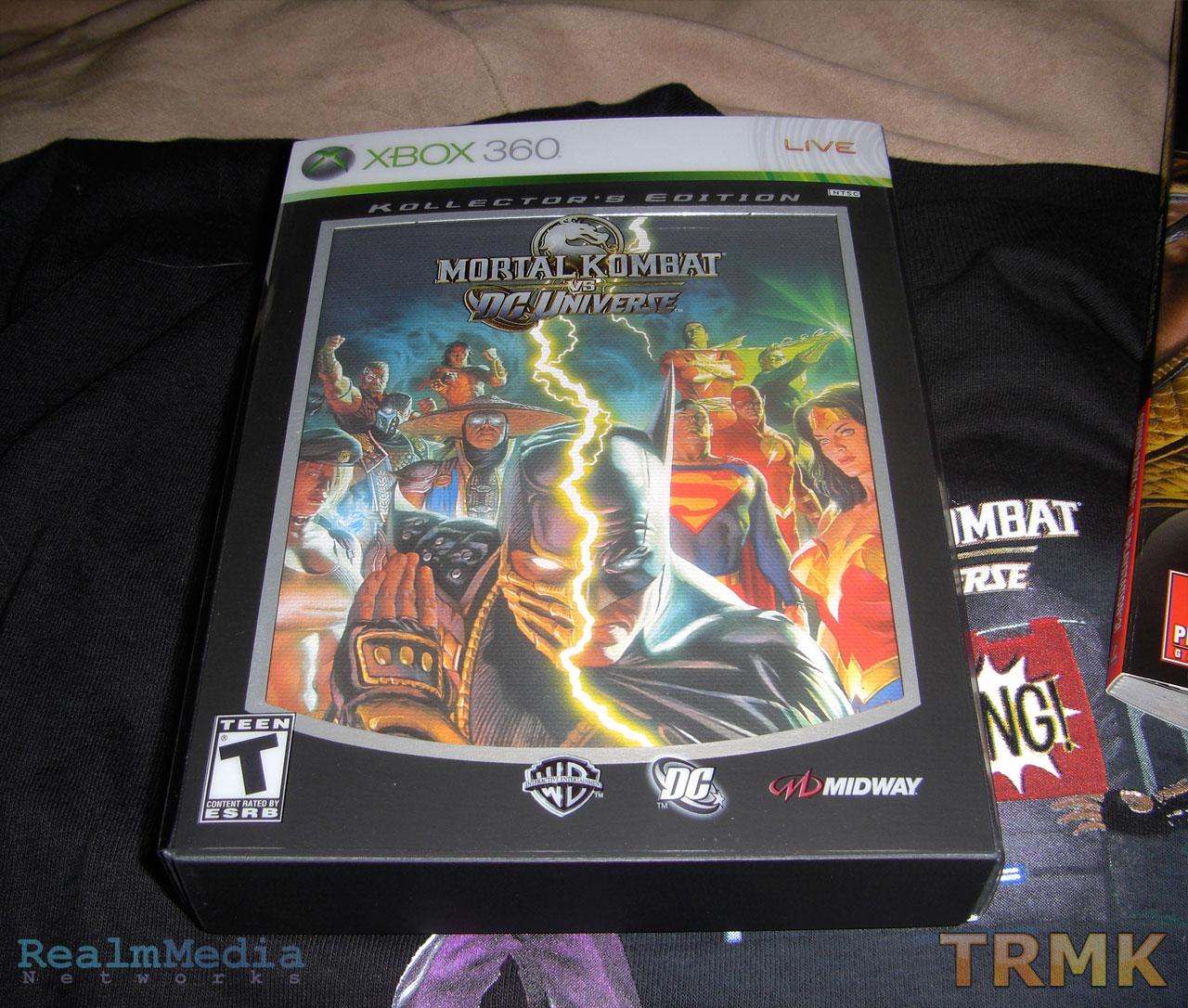 Mortal Kombat Vs Dc Ps3 Cheats
